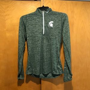 Nike Michigan State long sleeve shirt